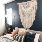 22 Best DIY Crafts For Bedroom Walls (1)