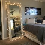 30 Beautiful DIY Bedroom Fairy Lights (19)
