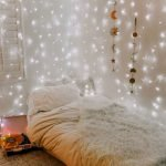 30 Beautiful DIY Bedroom Fairy Lights (23)