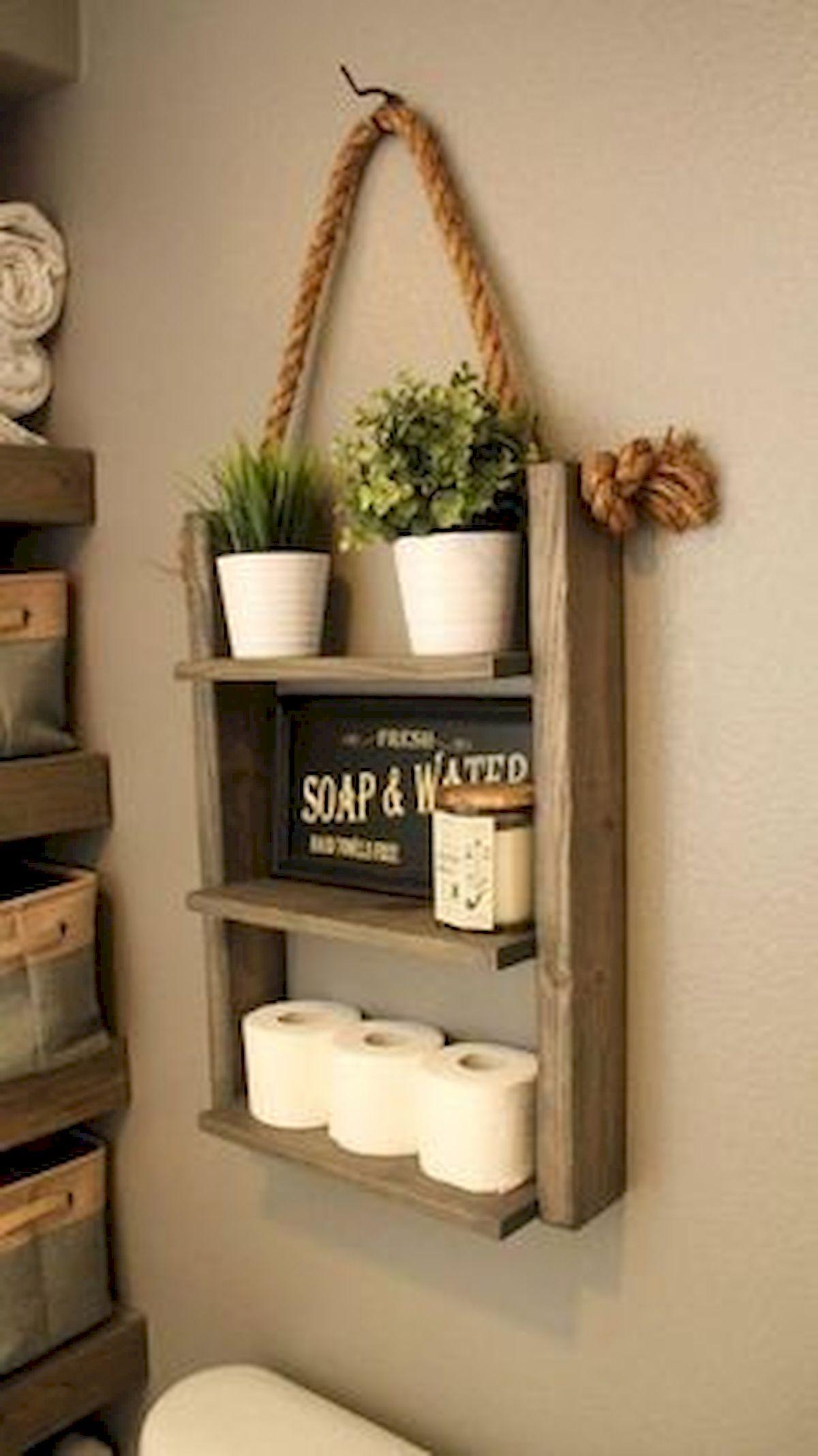 40+ DIY Bathroom Decor And Design Ideas (3)