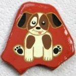 40 Favorite DIY Painted Rocks Animals Dogs For Summer Ideas (33)
