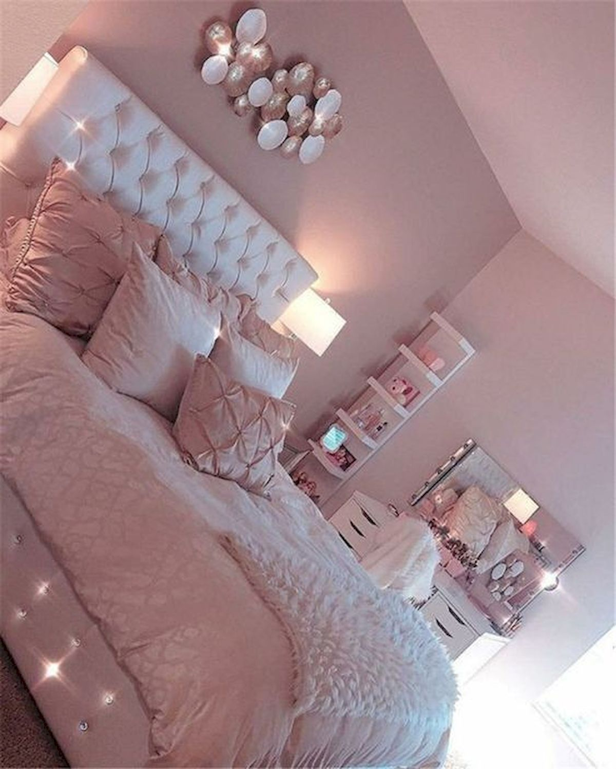 45 Beautiful DIY Bedroom Decor for Teens - doityourzelf