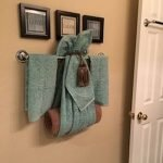 45 Creative DIY Towel Holder Ideas For Your Bathroom (17)