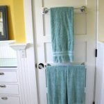 45 Creative DIY Towel Holder Ideas For Your Bathroom (21)