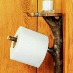 45 DIY Toilet Paper Holder and Storage Ideas (11)