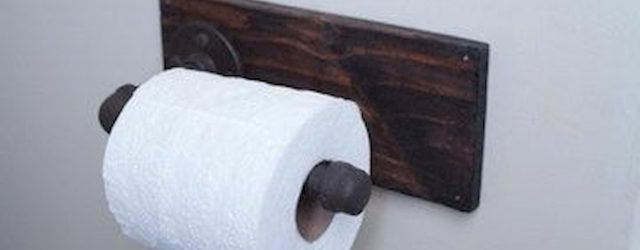 45 DIY Toilet Paper Holder and Storage Ideas (30)