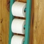 45 DIY Toilet Paper Holder and Storage Ideas (37)