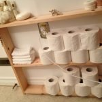 45 DIY Toilet Paper Holder and Storage Ideas (43)