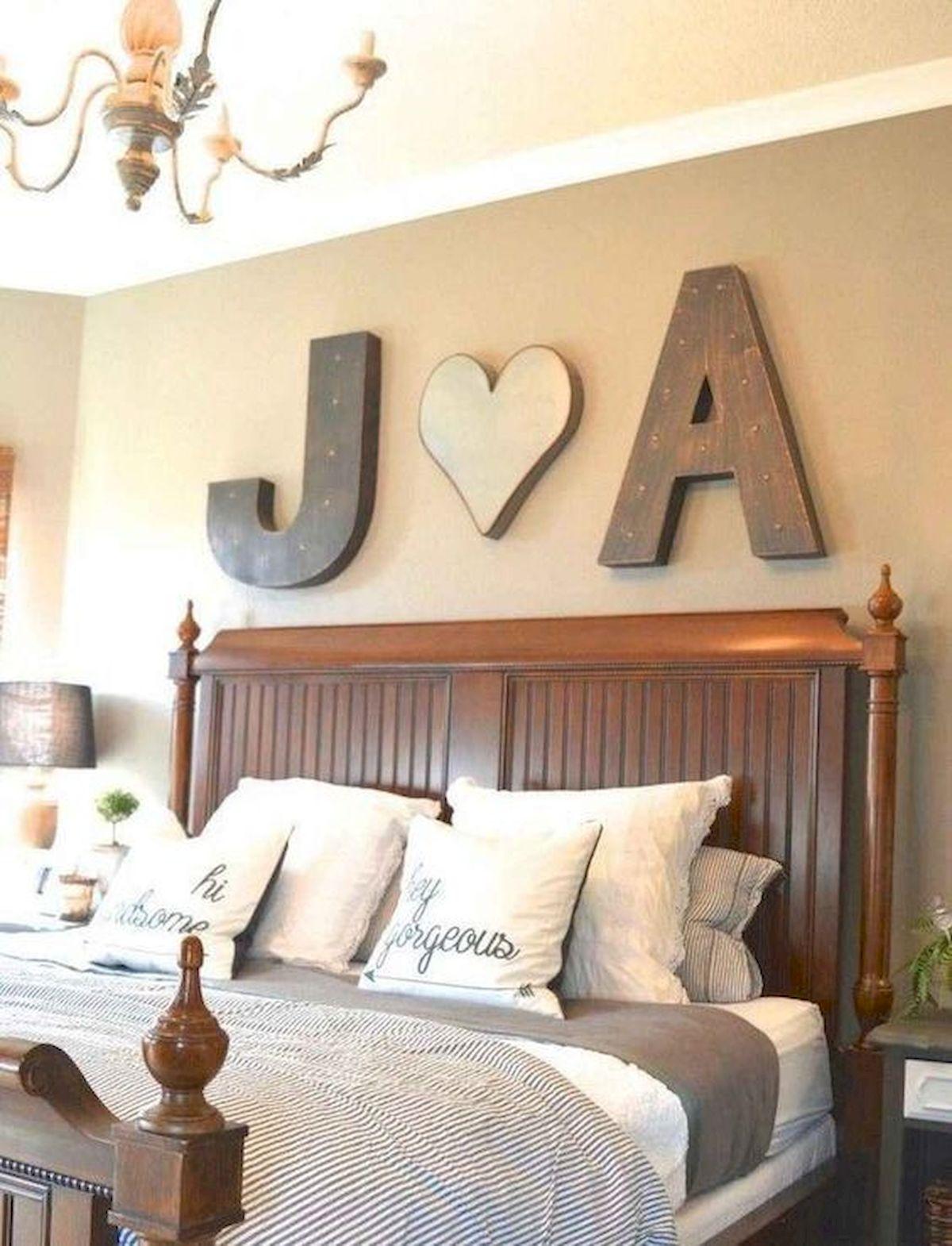 55 Romantic DIY Bedroom Decor for Couple (12)