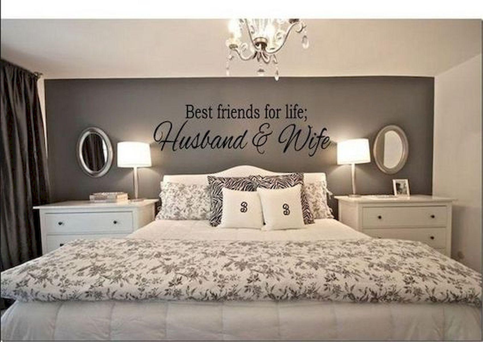 55 Romantic DIY Bedroom Decor for Couple (32)