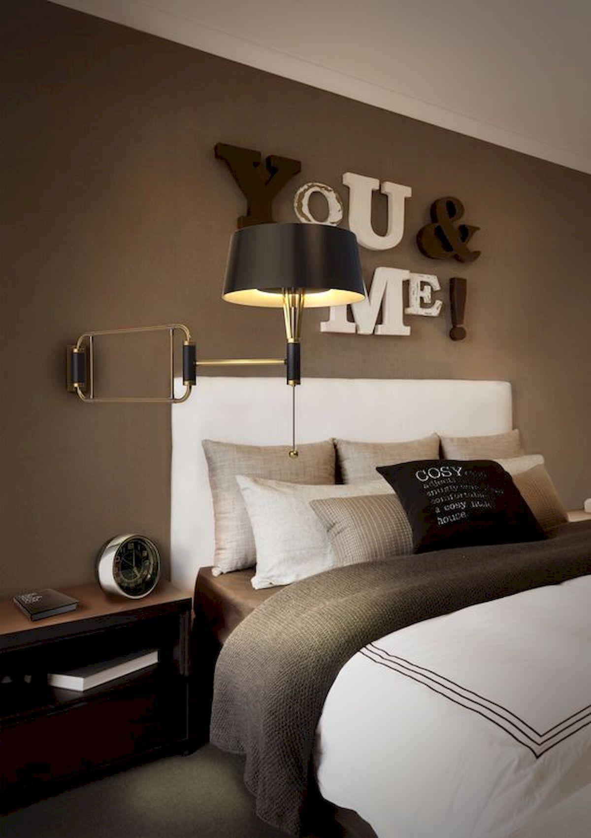 55 Romantic DIY Bedroom Decor for Couple (7)