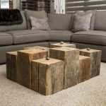 60 DIY Furniture Living Room Table Design Ideas (11)