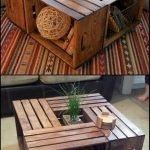 60 DIY Furniture Living Room Table Design Ideas (7)