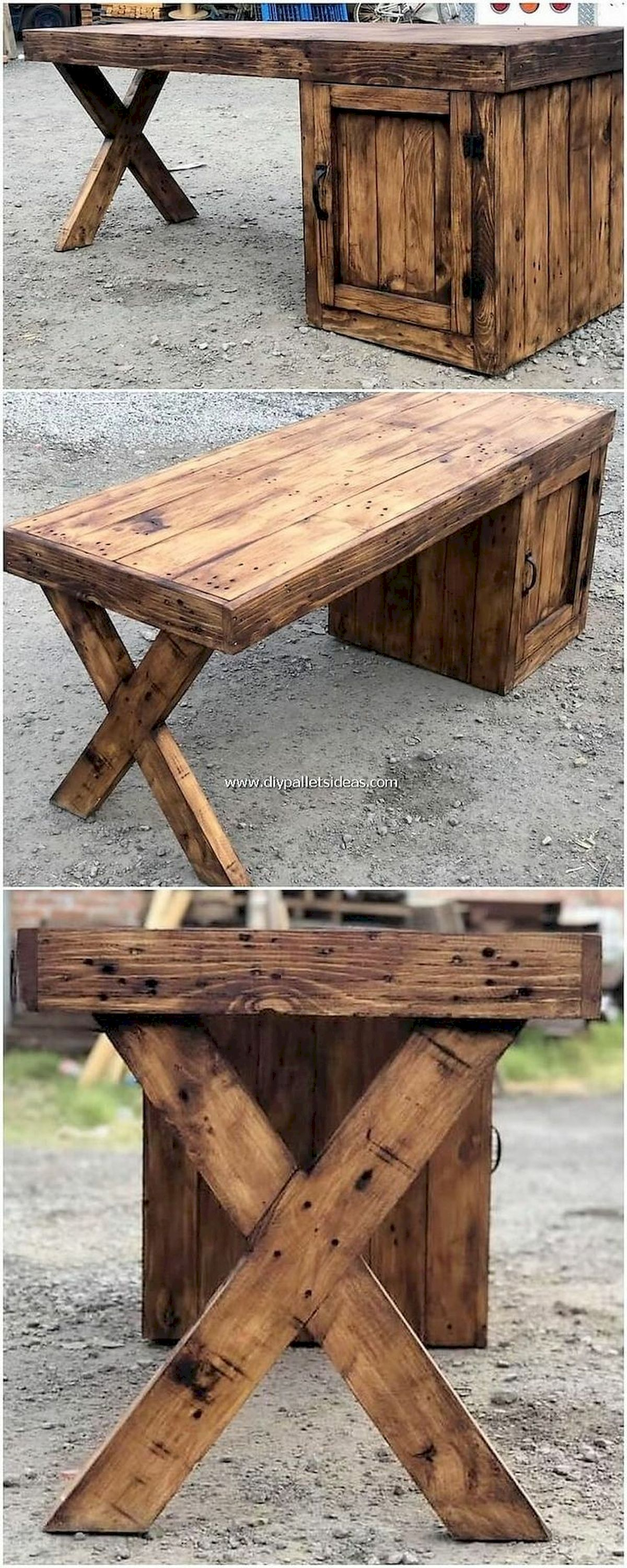 60 Easy DIY Wood Furniture Projects Ideas (19)