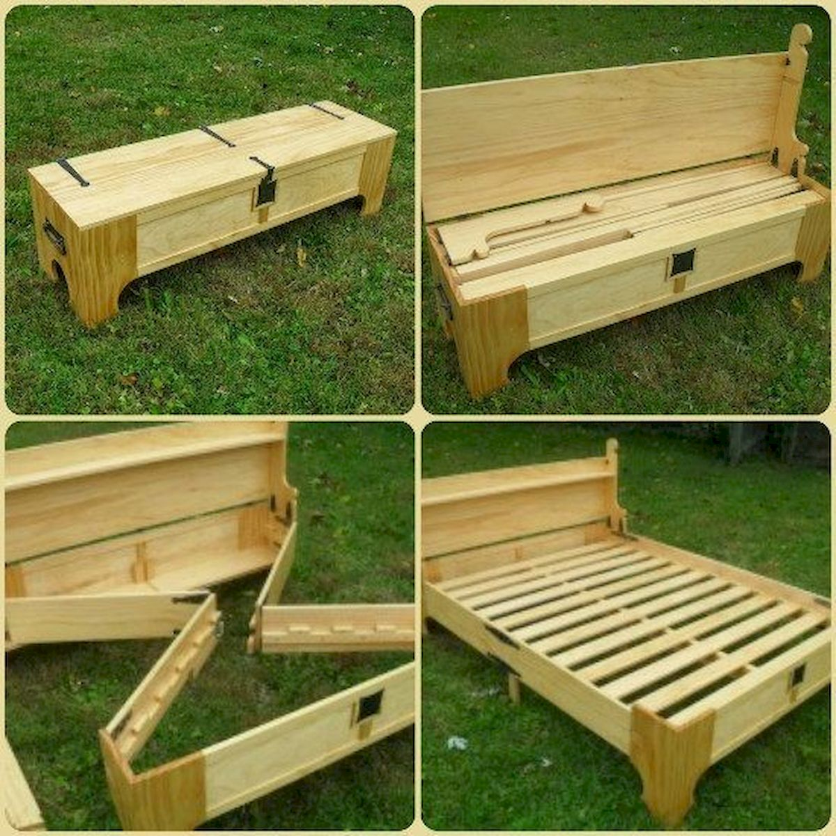 60 Easy DIY Wood Furniture Projects Ideas (26)