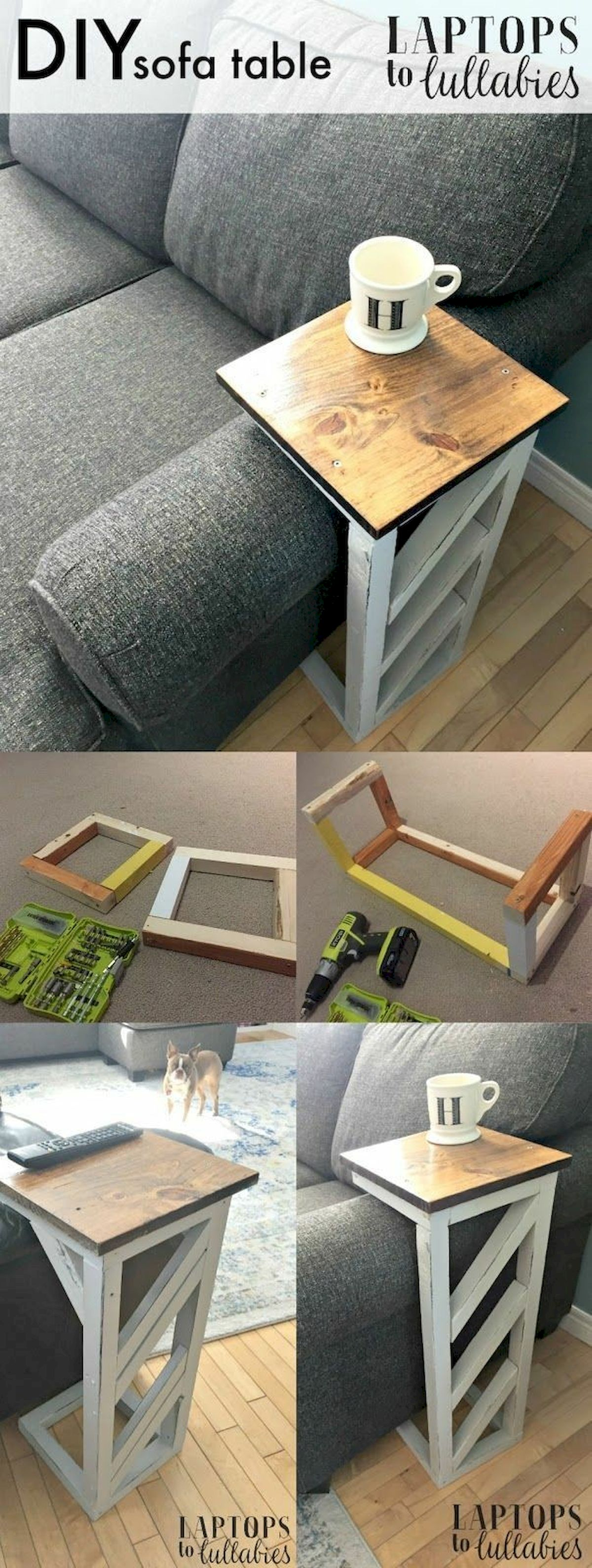 60 Easy DIY Wood Furniture Projects Ideas (34)
