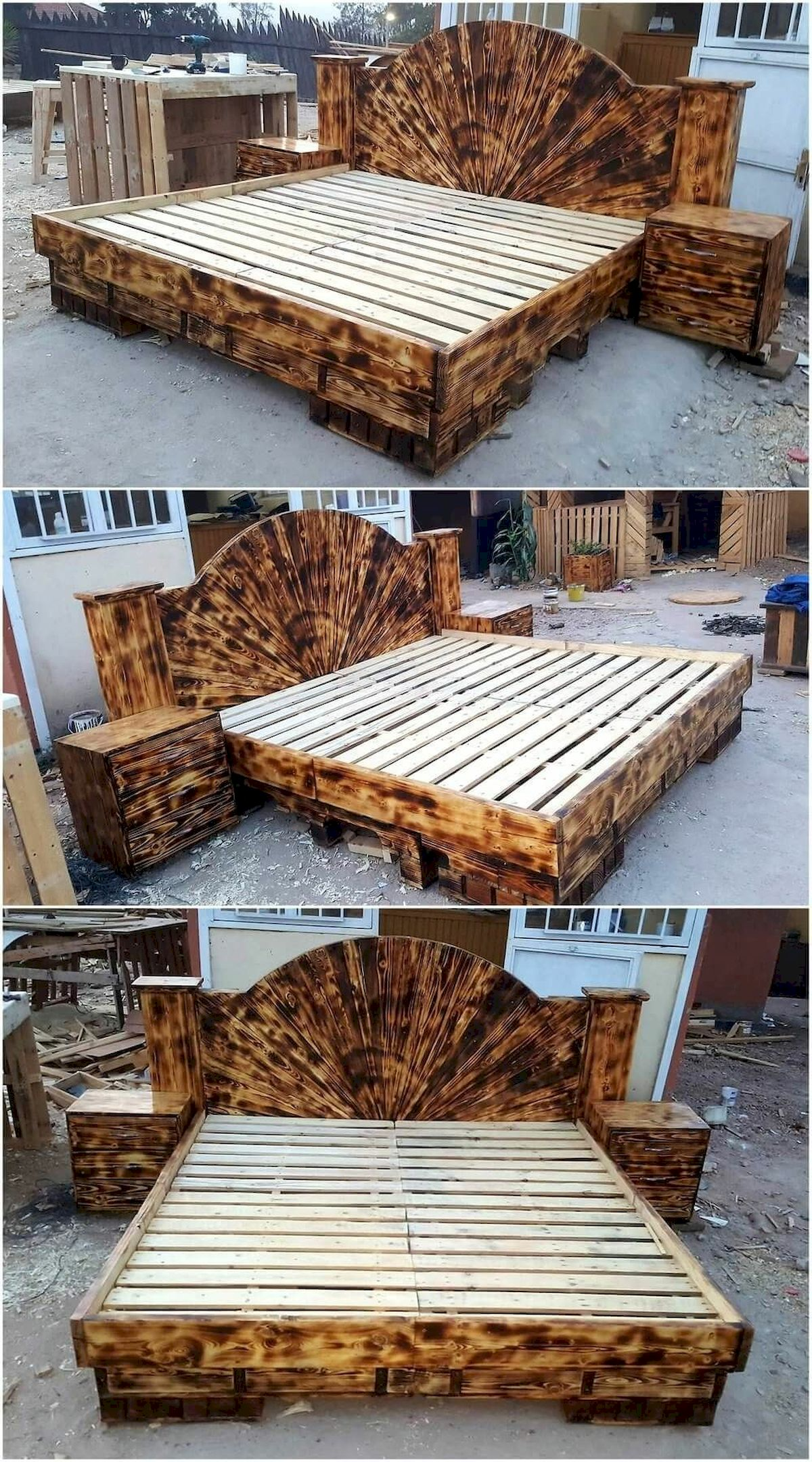 60 Easy DIY Wood Furniture Projects Ideas (4)