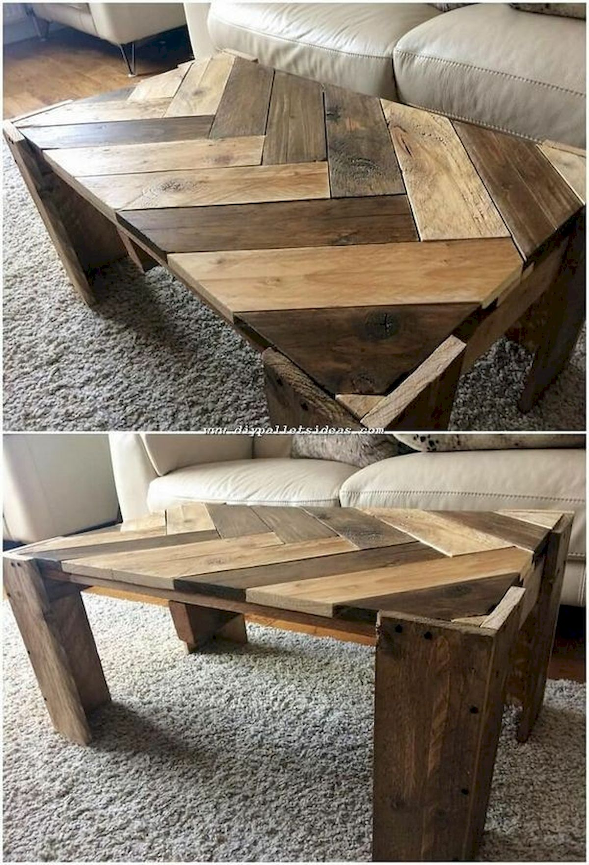 60 Easy DIY Wood Furniture Projects Ideas (48)