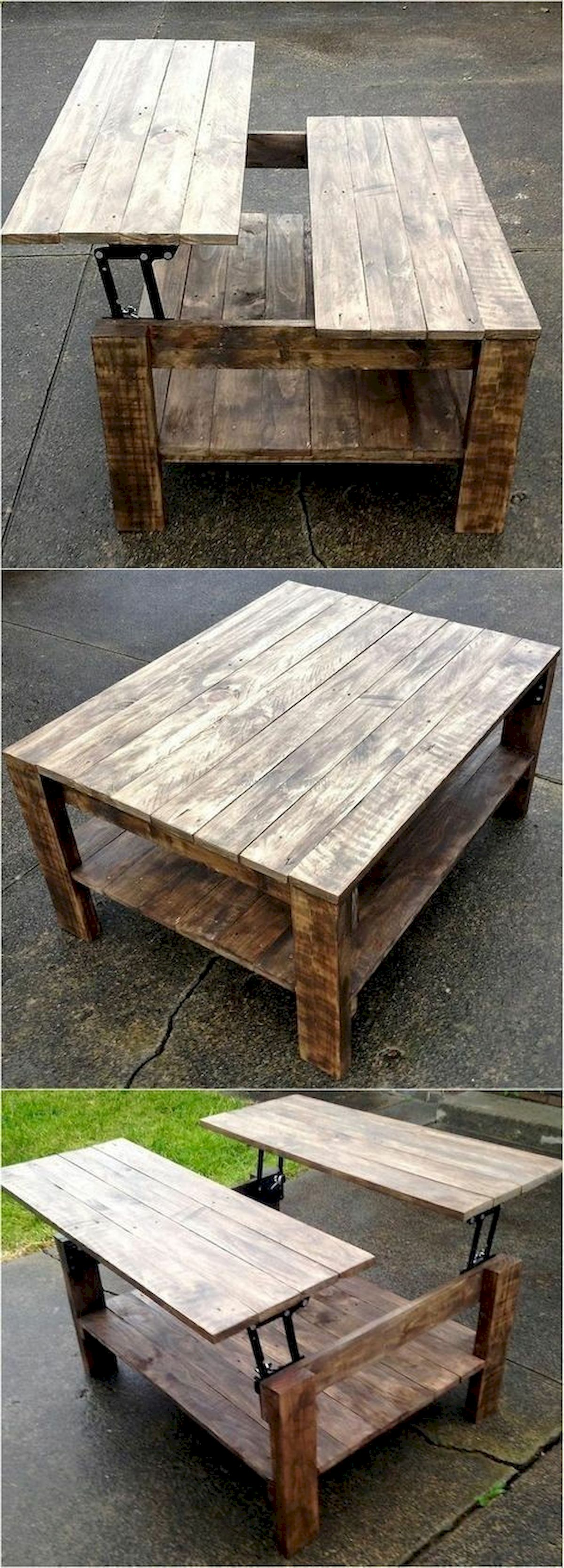60 Easy DIY Wood Furniture Projects Ideas (8)