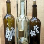 76 Best DIY Wine Bottle Craft Ideas (10)