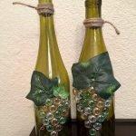 76 Best DIY Wine Bottle Craft Ideas (15)