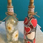 76 Best DIY Wine Bottle Craft Ideas (17)
