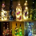 76 Best DIY Wine Bottle Craft Ideas (18)