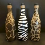 76 Best DIY Wine Bottle Craft Ideas (28)