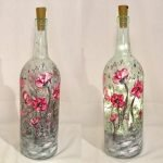 76 Best DIY Wine Bottle Craft Ideas (30)