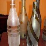 76 Best DIY Wine Bottle Craft Ideas (37)