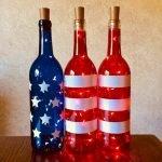 76 Best DIY Wine Bottle Craft Ideas (4)