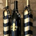 76 Best DIY Wine Bottle Craft Ideas (42)