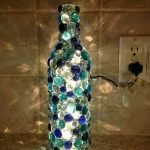 76 Best DIY Wine Bottle Craft Ideas (44)