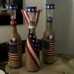 76 Best DIY Wine Bottle Craft Ideas (51)