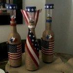 76 Best DIY Wine Bottle Craft Ideas (51)