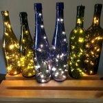 76 Best DIY Wine Bottle Craft Ideas (53)