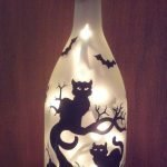 76 Best DIY Wine Bottle Craft Ideas (55)