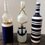 76 Best DIY Wine Bottle Craft Ideas (59)