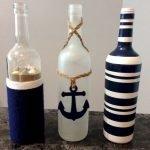 76 Best DIY Wine Bottle Craft Ideas (59)
