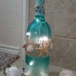 76 Best DIY Wine Bottle Craft Ideas (61)