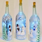76 Best DIY Wine Bottle Craft Ideas (7)