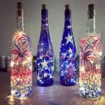 76 Best DIY Wine Bottle Craft Ideas (74)