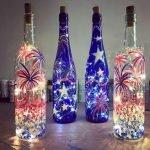 76 Best DIY Wine Bottle Craft Ideas (74)