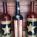 76 Best DIY Wine Bottle Craft Ideas (9)