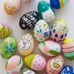 90 Awesome DIY Easter Eggs Ideas (10)