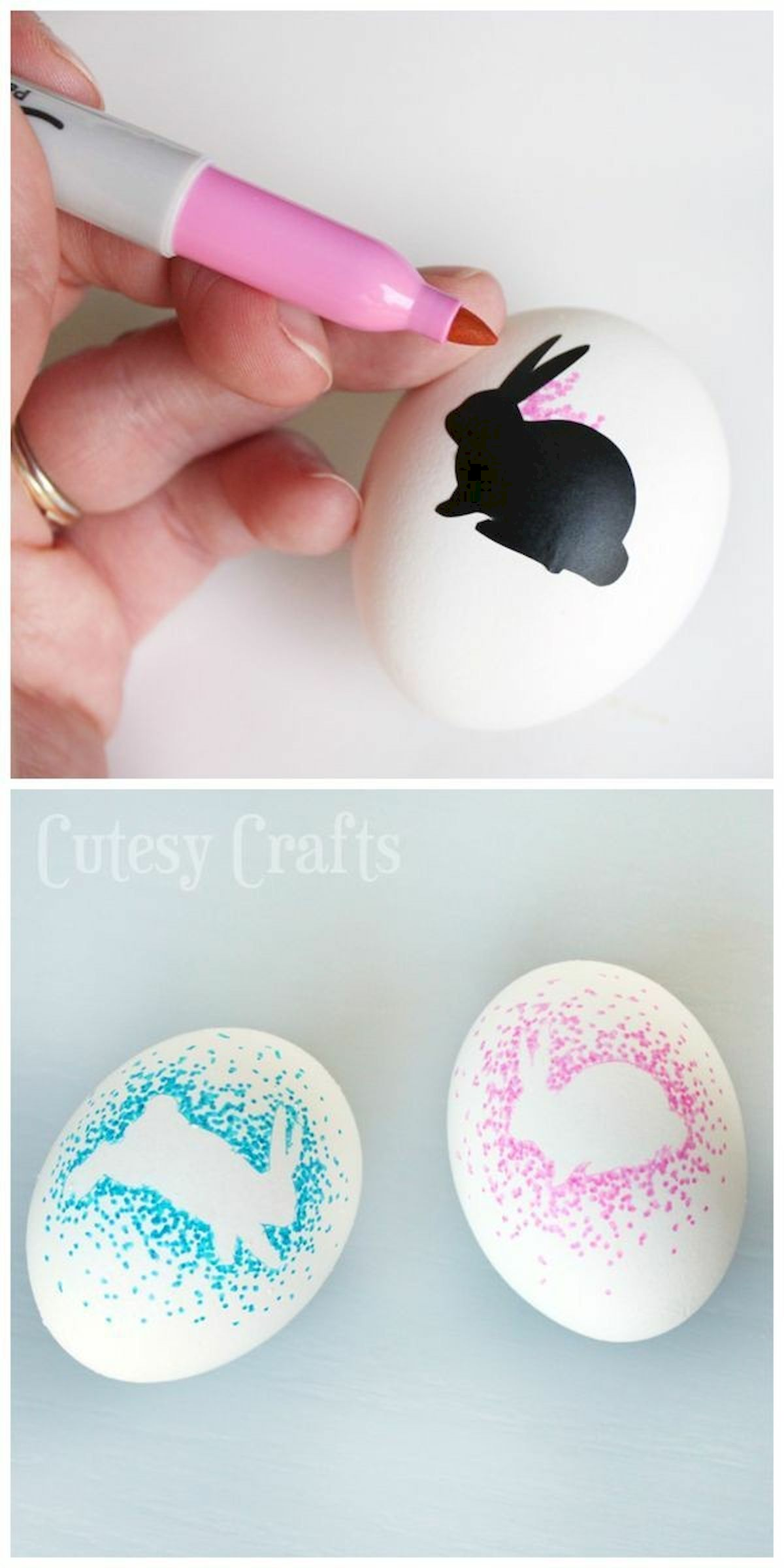 90 Awesome DIY Easter Eggs Ideas (11)