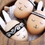 90 Awesome DIY Easter Eggs Ideas (12)