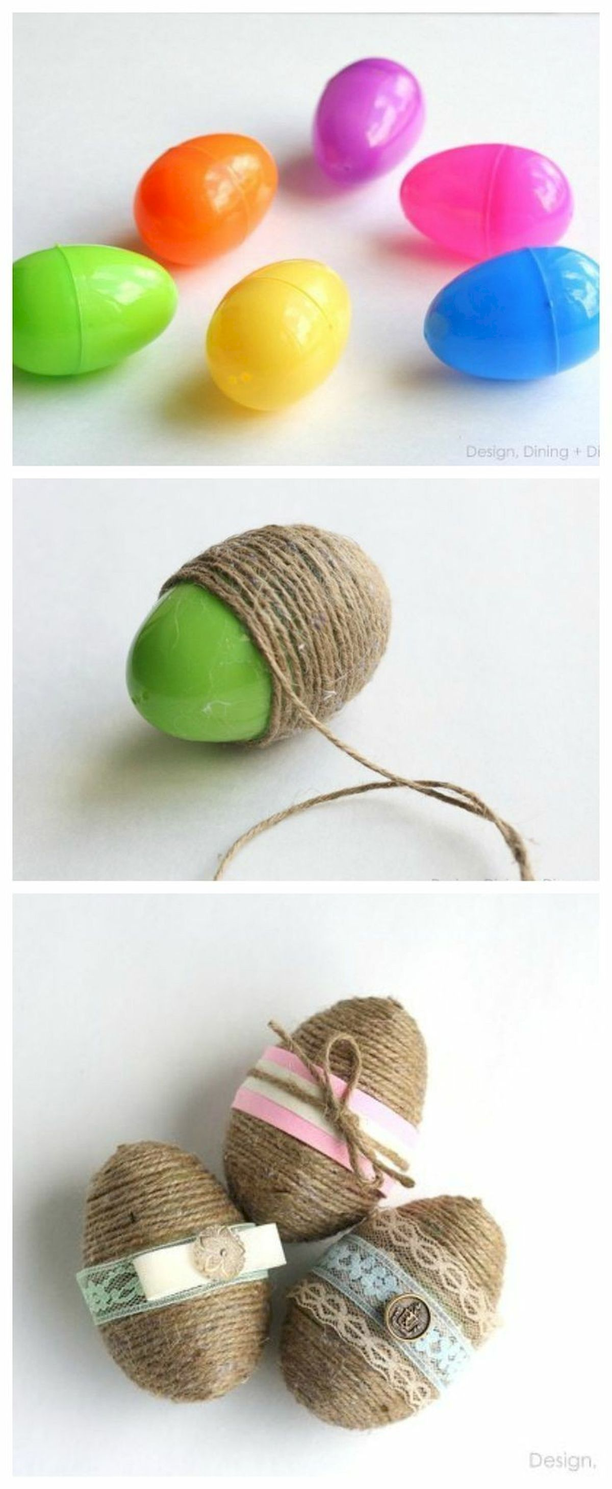 90 Awesome DIY Easter Eggs Ideas (20)
