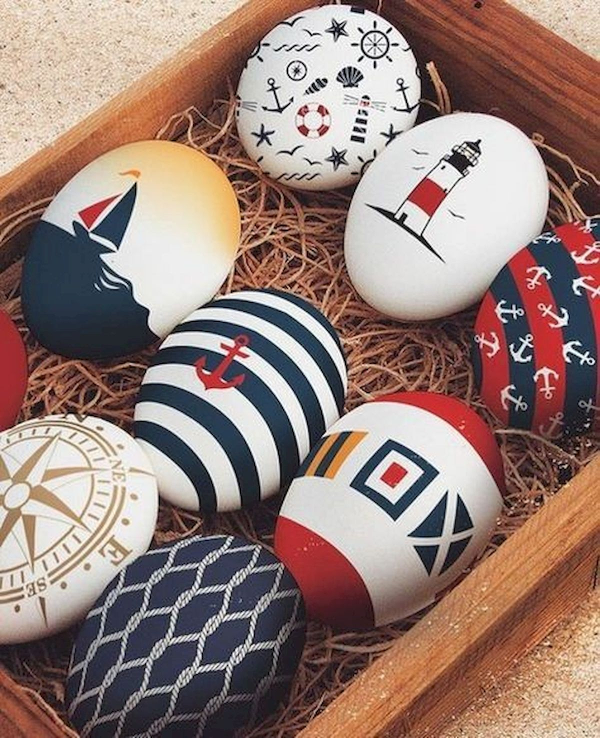 90 Awesome DIY Easter Eggs Ideas (22)