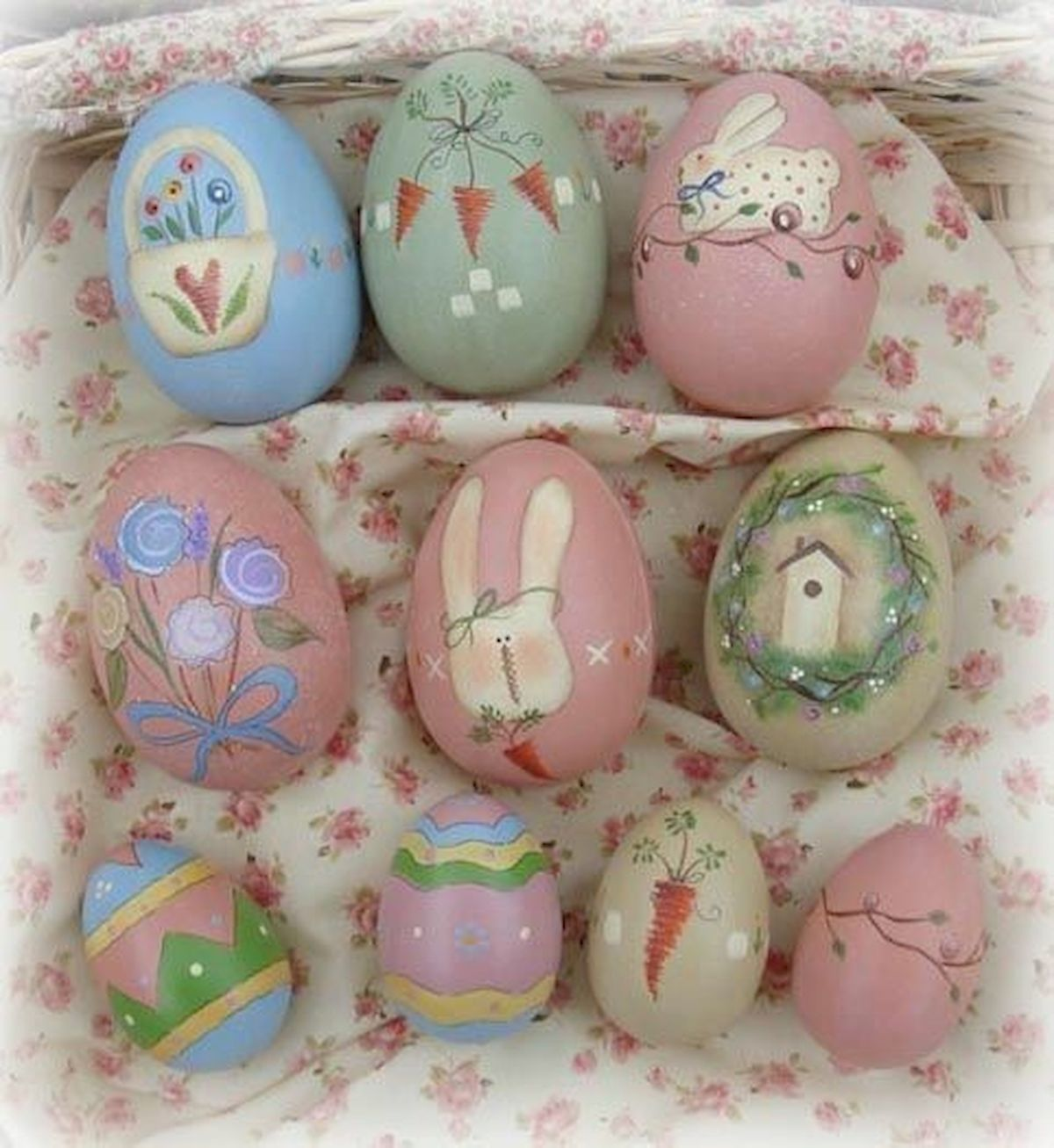 90 Awesome DIY Easter Eggs Ideas (26)